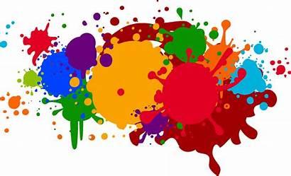 Paint Splash Transparent Spray Ink Splatter Aerosol