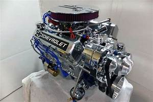Engine Factory Complete 350 Chevy Turn Key Engine