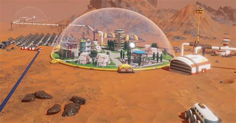 Surviving Game Mars
