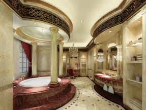 Interior Of Luxury Homes by European Style Luxury Bathroom Interior Decoration