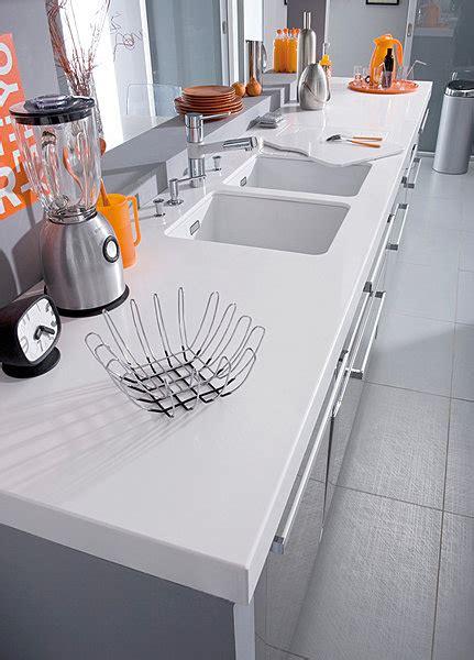 plan de travail cuisine resine cuisine ouverte les clés de la réussite galerie photos