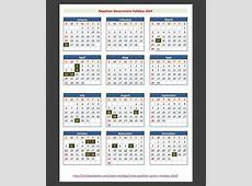 Rajasthan India Public Holidays 2014 – Holidays Tracker