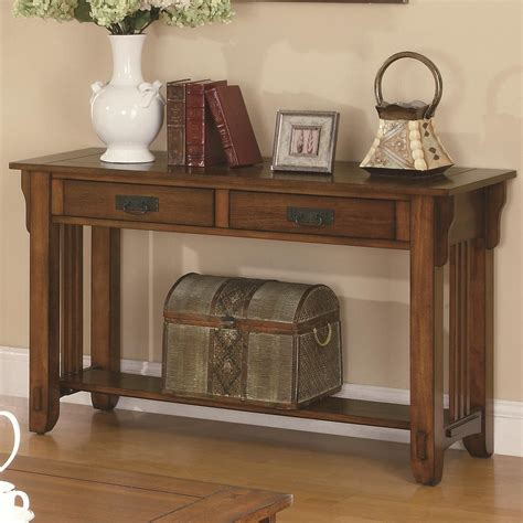 Brown Wood Sofa Table Steal A Sofa Furniture Outlet Los