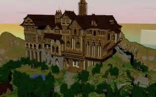 Minecraft Herobrine Mansion