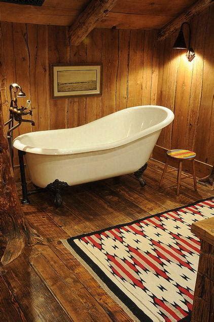 mountain lodge rustic interior design  montana usa founterior