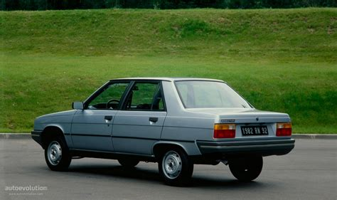 small renault renault 9 1981 1982 1983 1984 1985 1986 autoevolution