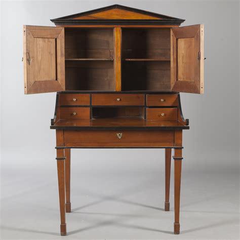 secretaire au bureau bureau secretaire bois maison design wiblia com