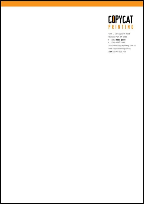 office letter pad models