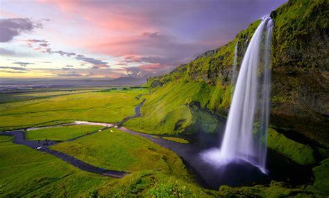 Beautiful Waterfall Nature Wallpaper | HD Wallpapers