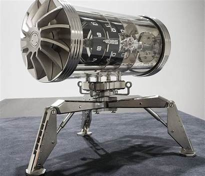 Machine Sci Fi Clock Cylinder Introducing Watches