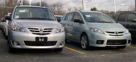 2006 Mazda Mpv And Mazda5.jpg