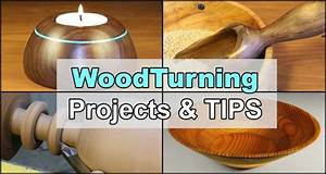Woodturning Projects  Tools  Tips   U0026 Wood Lathes