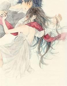 anime, couple, cute, love, manga - image #314291 on Favim.com