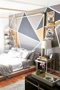 Best 25+ Geometric wall ideas on Pinterest Geometric