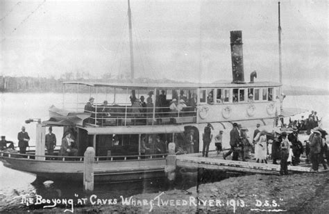 Boat License Expired Nsw by File Statelibqld 1 298611 Unloading Passengers The
