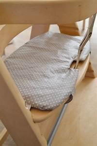 Sitzkissen Selber Machen : diy anleitung sitzkissen f r einen kinderhochstuhl einfach selber machen n hen pinterest ~ Frokenaadalensverden.com Haus und Dekorationen