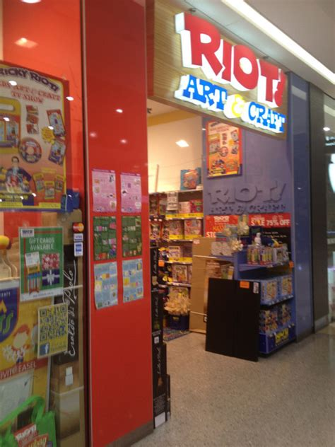 Riot Art And Craft In Robina, Qld, Arts & Crafts Retailers