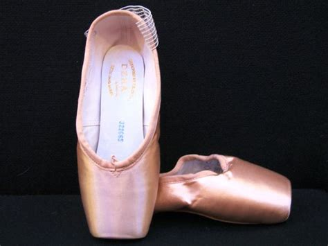 Deha Sansha Recital Pointe Shoes