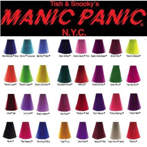 manic panic color manic panic hair dye reviews in hair colour chickadvisor