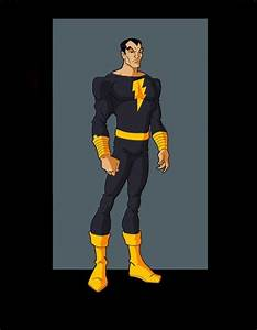 Young Justice Black Adam | www.imgkid.com - The Image Kid ...
