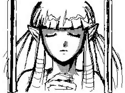 The Legend of Zelda flipnote animation ゼルダの伝説 うごメモ YouTube