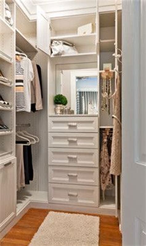 25 best ideas about small closets on small