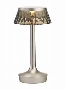 Lampe Ohne Erdung : bon jour unplugged led mit micro usb ladekabel flos lampe ohne kabel ~ Orissabook.com Haus und Dekorationen