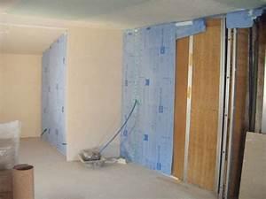 Assurer une bonne isolation acoustique des murs for Isolation phonique maison mitoyenne