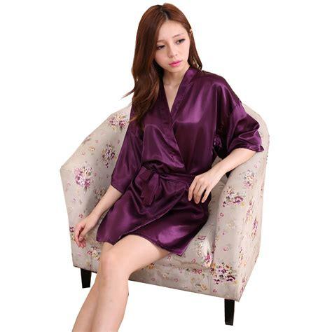 qualité femme de chambre robe à la mode robe de chambre femme qualite