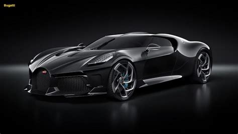 Bugatti Sold The World's Most Expensive New Car For .9