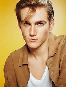 Presley Gerber Stars in L'Uomo Vogue March 2017 Edition