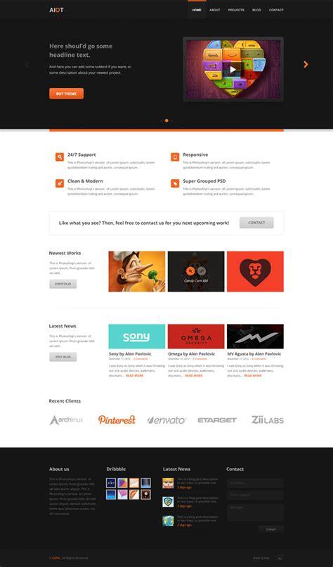 Design Websites by Modern Website Layout Designs For Inspiration Gd