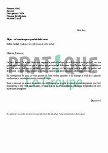 Lettre De Déclaration De Sinistre Causé Par Un Tiers : modele lettre assurance casse ordinateur ~ Gottalentnigeria.com Avis de Voitures