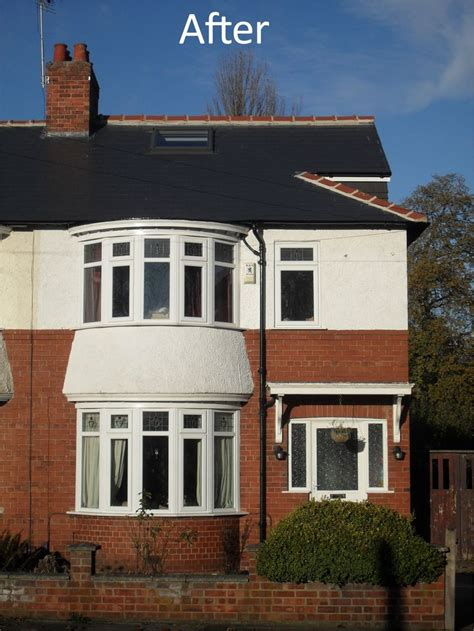 Dormer Extension Plans by Hip To Gable Dormer Conversion 2 In 2019 Loft