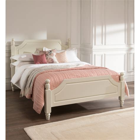 shabby chic beds uk brittany shabby chic bed natural wood furniture range