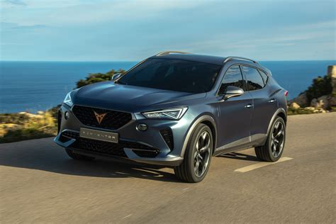 cupra formentor suv previewed carbuyer