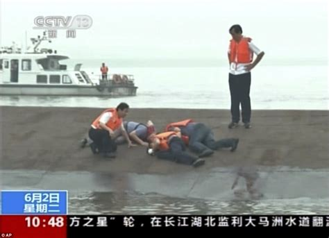 Why Are Boats Called She by Boat Overturned In Yangtze River Sparks Hunt For