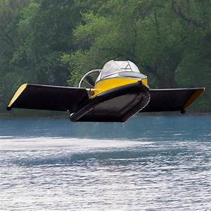 Hoverwing Flying Hovercraft The Green Head