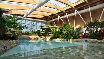 Parcs Center Ireland Longford Pool
