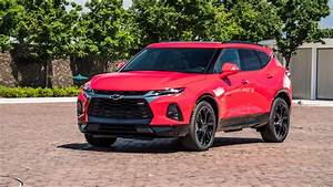2019 Chevy Blazer Is A Sharp Dressed Crossover Suv