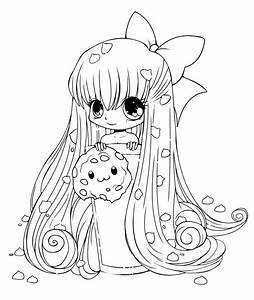 Cute anime coloring pages chibi - ColoringStar