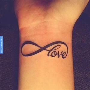 imagenes de amor infinito 10 tatoos Pinterest Imagenes de amor, Infinito y Amor