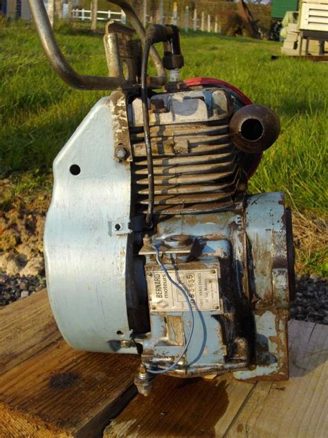 staub vend moteur staub et moteur bernard 110 c