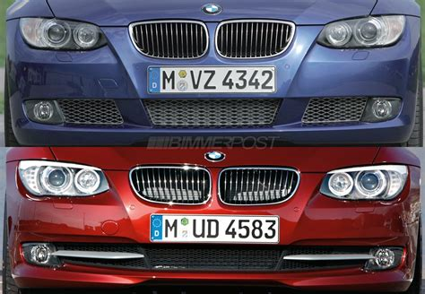 Difference Between 328i And 335i Bmw by Whats The Difference Between Lci And Pre Lci On E92 E93