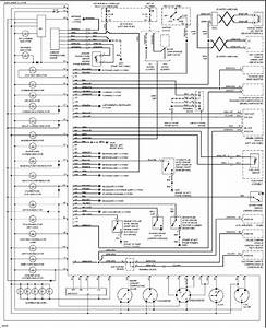 Dodge Dakota Instrument Cluster Wiring Diagram