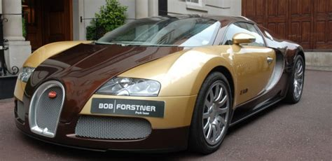 Limited Edition Bugatti Veyron Le Mans Edition Up For Grabs