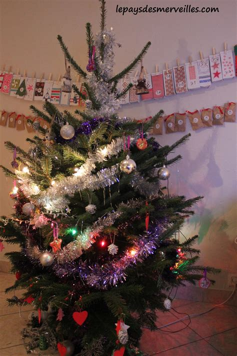 quand mettre les decorations de noel notre sapin et nos calendriers de l avent 176 176 le pays des merveilles