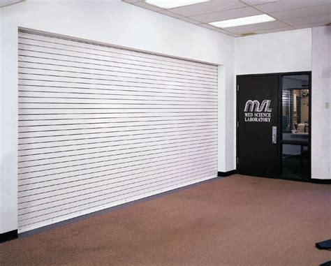 rolling doors and shutters