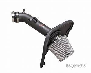 Af Dynamic Cold Air Filter Intake Kit   Heat Shield For