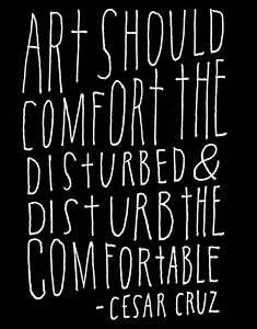 10 Best Quotes On Art By Famous Artists [ pics ] @ Quotes160